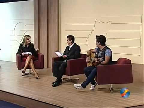 Cristiano Araújo no Jornal do Meio Dia