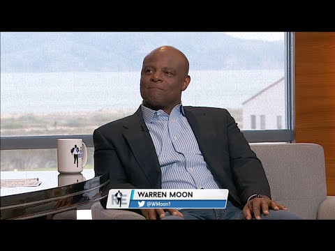 Hall of Fame QB Warren Moon Joins The RE Show In-Studio - 2/3/16