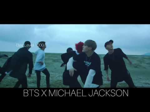 BTS X MICHAEL JACKSON