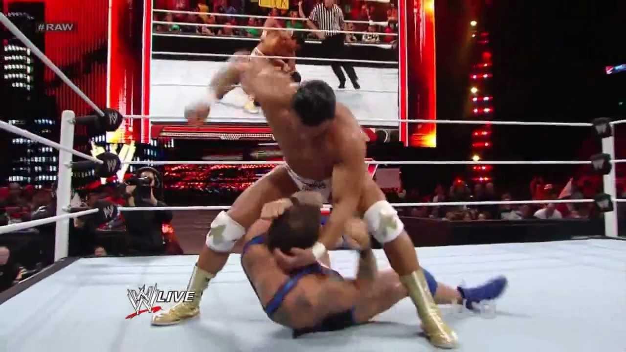 WWE RAW 28/05/2012 - Parte 2 - HDTV - Legendado