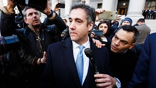 Watch Live: Prosecutors file sentencing memo for Michael Cohen