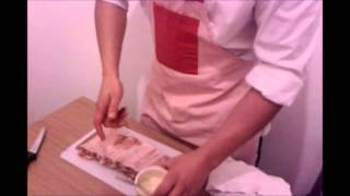 Как быстро приготовить свинные ребрышки)))