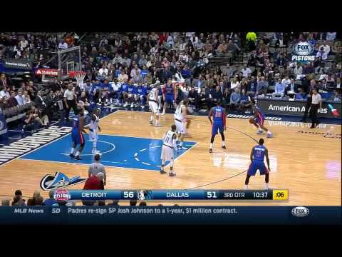 Greg Monroe vs. Mavs: 27 points, 18 rebounds, 6 assists, 1 block