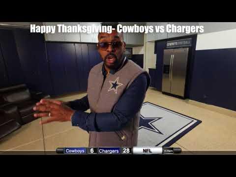 Jason Garrett coaches the Dallas Cowboys to their 3rd straight loss -Shango Live