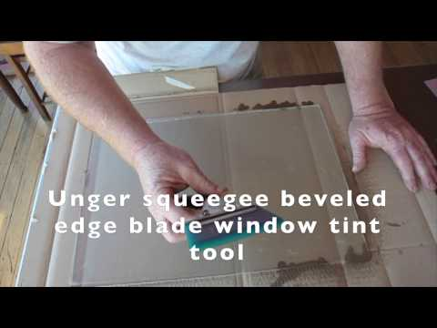 How To Frost Windows & Glass Cheaply - DIY Glass Frosting.