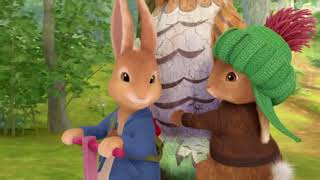Peter Rabbit FULL EPISODES 2018 S0203 The Great Owl Adventure