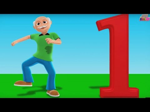 This Old Man | Nursery Rhymes For Kids | 3D Songs For Childrens