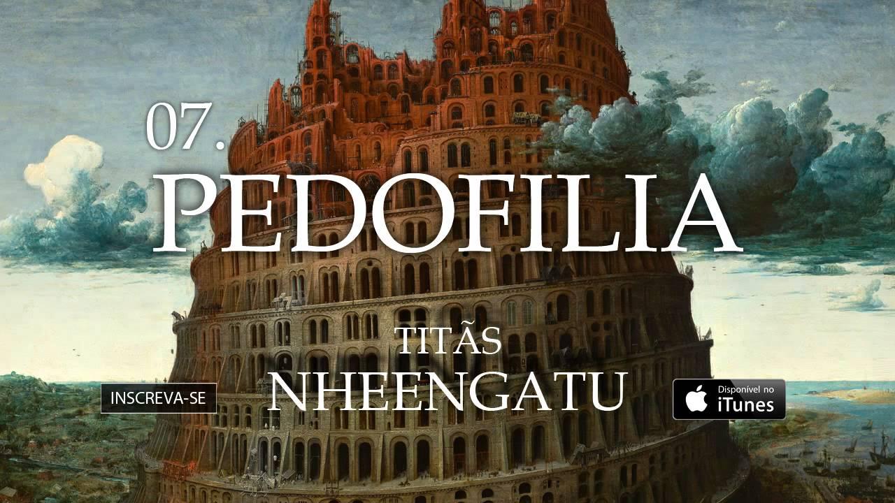 Tit縱 - Pedofilia (チlbum