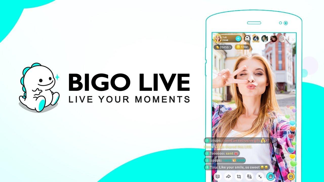 ᐅ Descargar BIGO LIVE Gratis ⚡️» Android » Descargar20