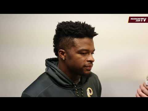Redskins One-On-One: Chris Thompson (11/1/17)