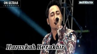 """IRWAN D'ACADEMI#HARUSKAH  BERAKHIR""""OM ULTRAS INDONESIA"""