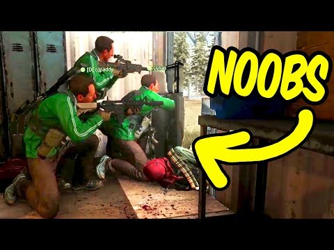 4 Noobs Play Call Of Duty Modern Warfare Spec Ops