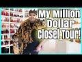 MY MILLION DOLLAR CLOSET TOUR mp3