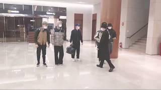 [LIVE] 몬스타엑스 MONSTA X, 191222 Arrived GMP SEOUL