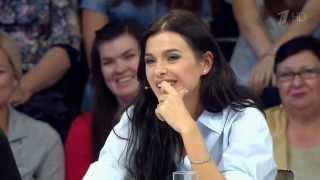 Первый канал. Сегодня вечером (эфир от 26.09). Лена Темникова