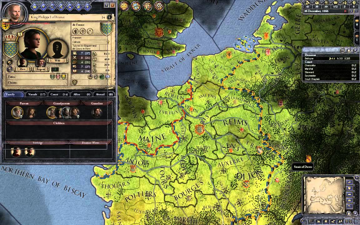 Best Crusader Kings 2 mods | Rock Paper Shotgun