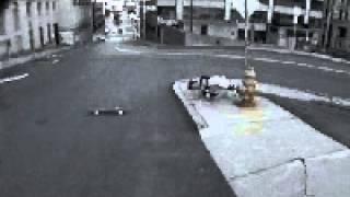 Жесткий скейтборд
