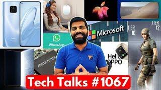 Tech Talks #1067 - Redmi Note 9 Pro 108MP Camera, Oppo Watch, vivo Nex 3s, Call of Duty Mobile