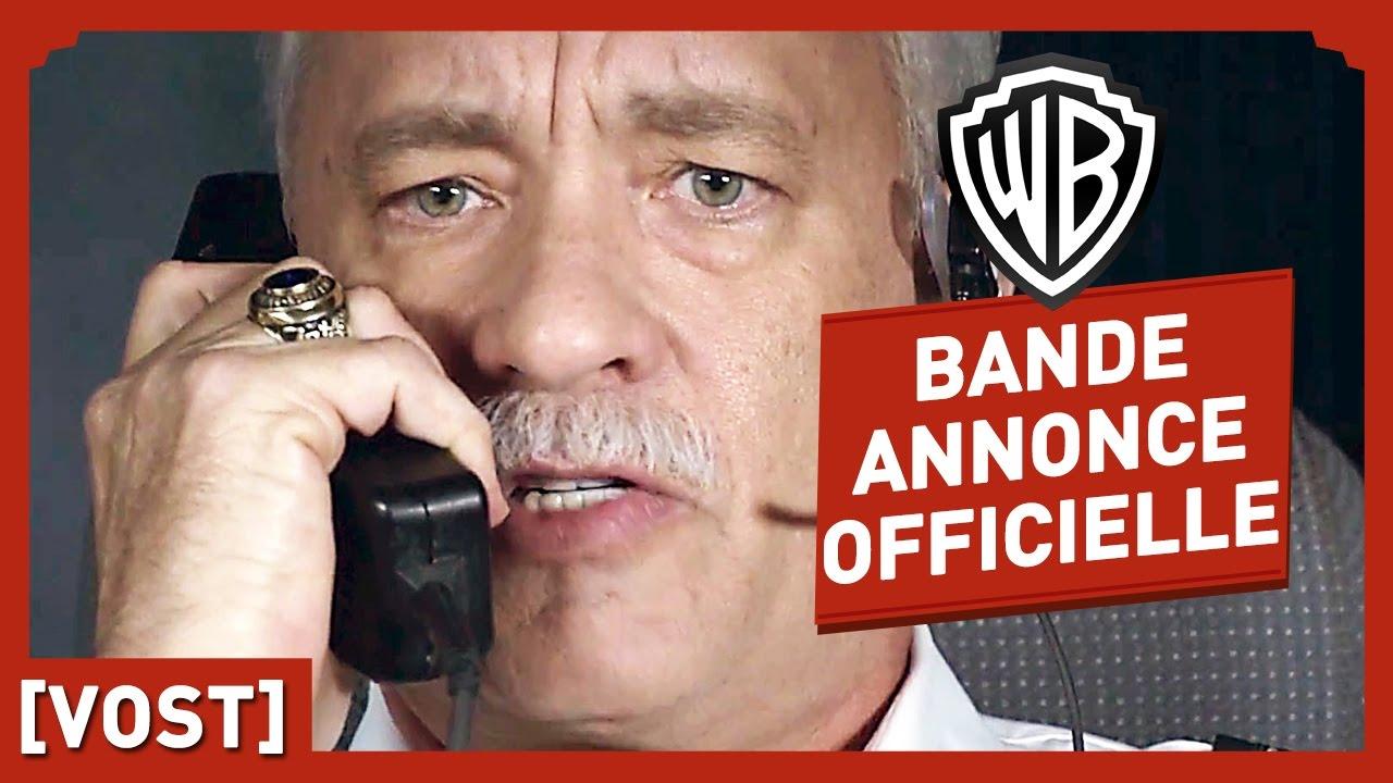 Sully - Bande Annonce Officielle 2 (VOST) - Tom Hanks
