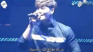 [KARA+VIETSUB] Phiêu Tuyết  (飘雪 Piao xue) - Kim Jong Kook (Sorry I Love You - Chinese Version )