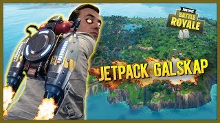 REAL JET PACK SKILLS 🔥-Norwegian Fortnite