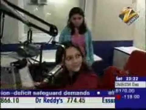 Big FM Delhi Launch September 2006 - Sanchita Johri