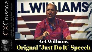 art williams just do it