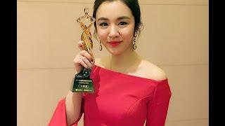 2016上海电视剧制播年会 | 年度新锐女演员王晓晨:最想演好的是自己