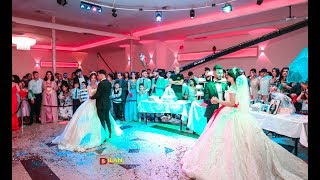 Waad & Abier - Raad & Delkhuas Part -6 #Music Tarek Shexani #Wedding by Dilan Video 2019