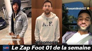 Neymar superstar, Germain dans les bons coups et Memphis de luxe