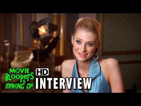 The Man From U N C L E 2015 Behind The Scenes Movie Interview Elizabeth Debicki Is Victoria Youtube