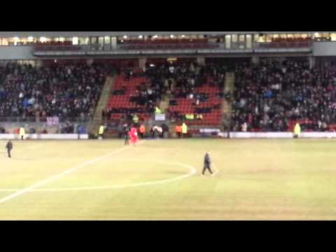 Leyton Orient vs Southend United, JPT Area final