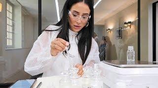 Making My Fragrance at Louis Vuitton Labs | Tamara Kalinic