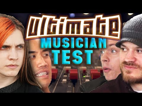 Ultimate Musician Test
