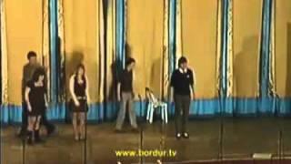 КВН Федор Двинятин Сочи 2009 - 1 тур