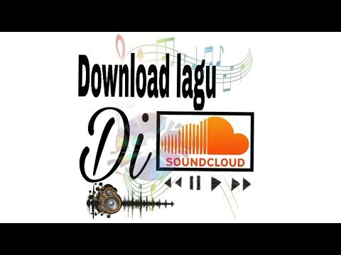 Cara download lagu di sound cloud | Tutorial
