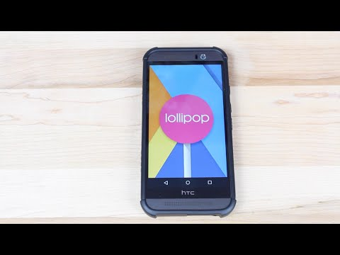 How To Install Android 5.1.1 on the HTC One M9