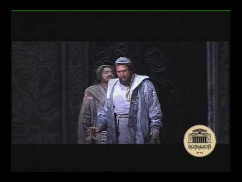 Taras Shtonda Boris Godunov (Борис Годунов) Scene