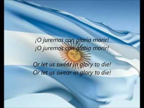Argentine National Anthem -