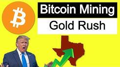 The US Bitcoin Mining Gold Rush & Path To $1 Million