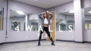 Gambar cover 에프엑스_F(X)_4 Walls_Lisa Rhee Dance Cover