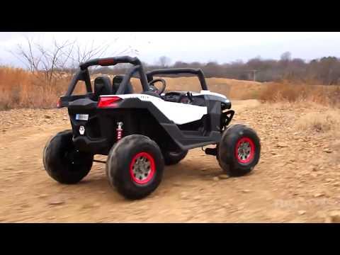 Детский электромобиль Baggy 4x4, XMX-603, полный привод thumbnail