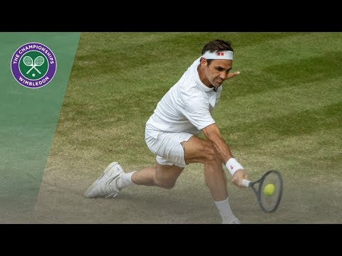 Best Rallies of Wimbledon 2019