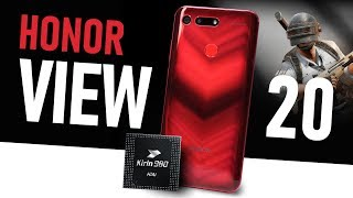 Обзор Honor View 20 и Kirin 980 в играх: PUBG, Mobile Legends и другие (game test с fps)
