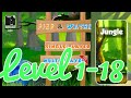 Fire And Water Jungle Level 1 2 3 4 5 6 7 8 9 10 11 12 13 14 15 16 17 18 By IQ Game Studios