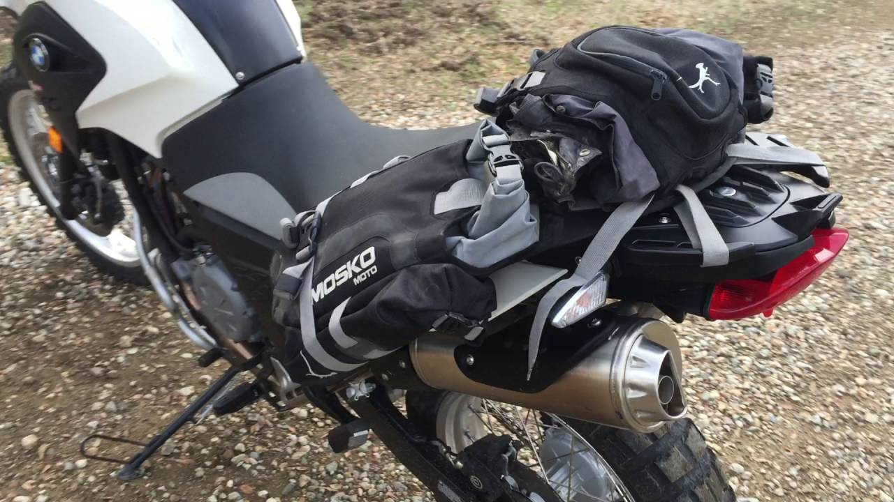 Mosko Moto Reckless 40 Bmw Fuel Fill And Mid Size Dual