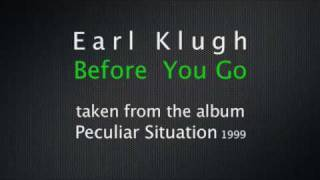 Earl Klugh - Before You Go
