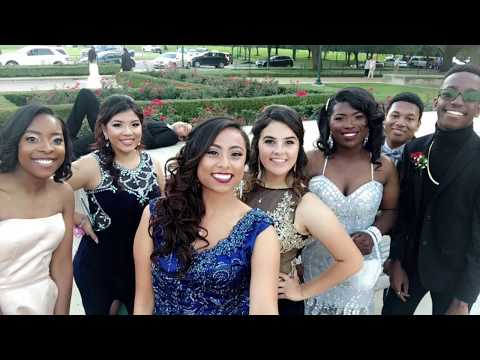 Hightower High School MAAJEEESTTIC's 2017 Prom Night