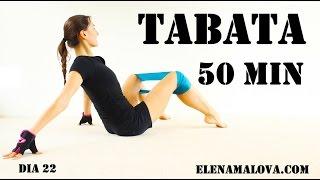 TABATA + Glúteos de ACERO | Día 22 #mega5semanas