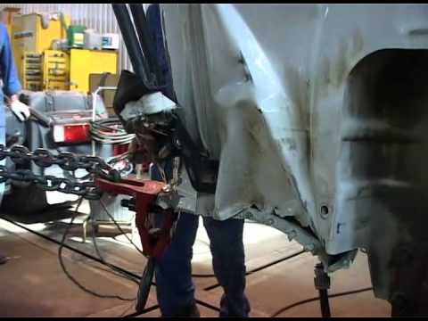 Стапельный ремонт кабин грузовиков